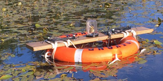Terraqueous II v1.0 afloat